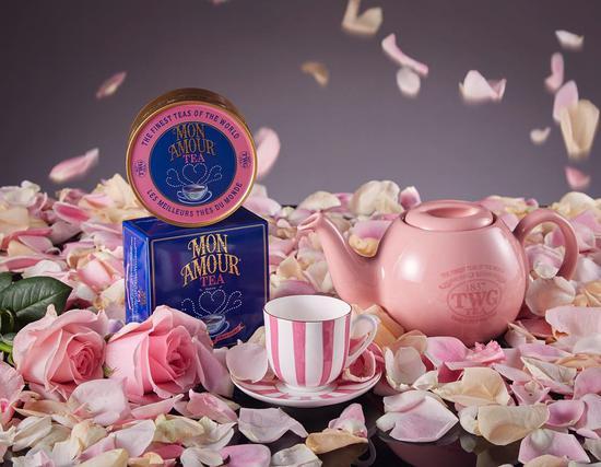 Mon Amour Tea (爱神红茶)