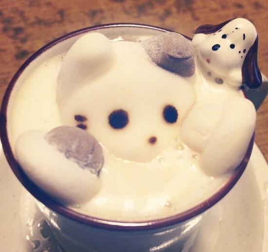 猫肉球棉花糖