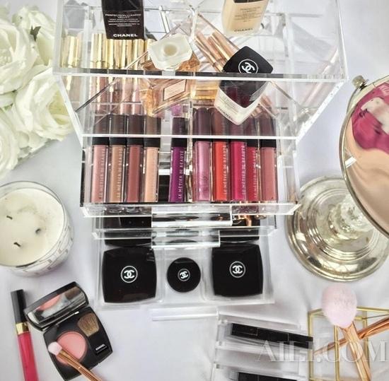 新年大整理难舍也要分 聪明收纳让化妆台有春天sex8.cn