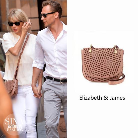 霉霉的轻奢包来自Elizabeth & James