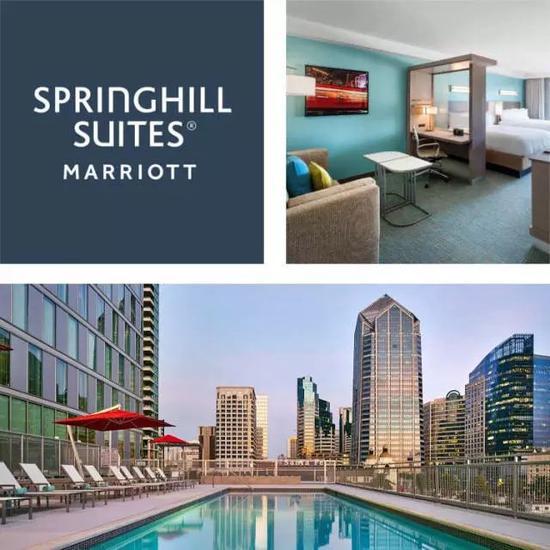 SpringHill Suites 酒店 SpringHill Suites Hotels
