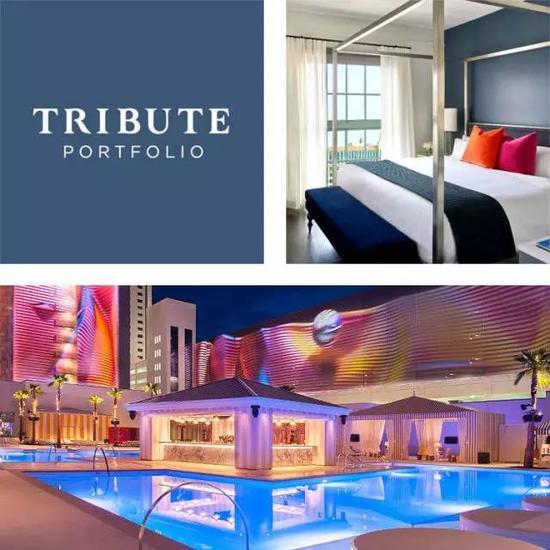 Tribute Portfolio 酒店
