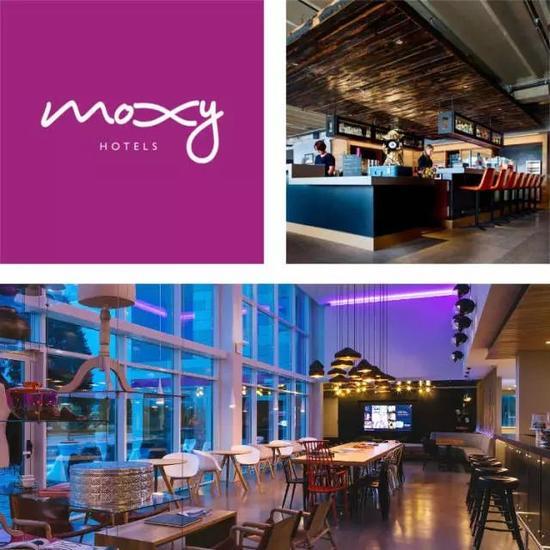 Moxy 酒店 Moxy Hotels