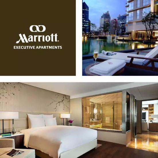 万豪行政公寓 Marriott Executive Apartments