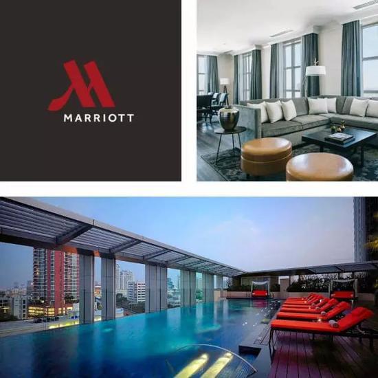 万豪酒店 Marriott