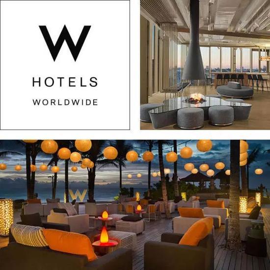 W 酒店 W Hotels