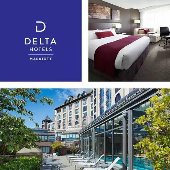 Delta 酒店 Delta Hotels
