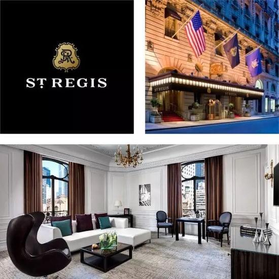 瑞吉酒店St.Regis