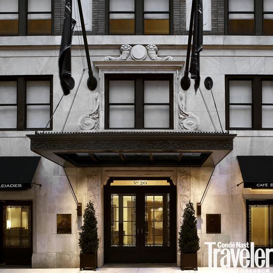 与艺术家为邻!全球6家顶级艺术酒店