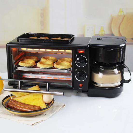 JUNNER 尊能三合一多功能早餐机