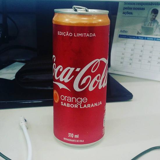 Coca-Cola Orange