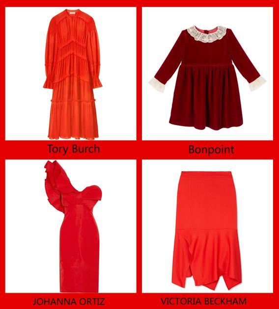 必败红色单品:毛衣
