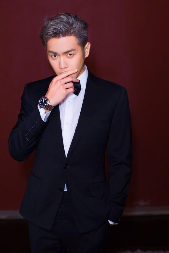 张若昀:追梦少年未来可期