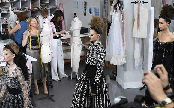 Chanel 2016秋冬高级定制系列发布会