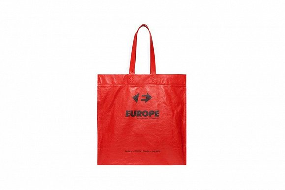 "Balenciaga又推出三款天价""超市购物袋"""