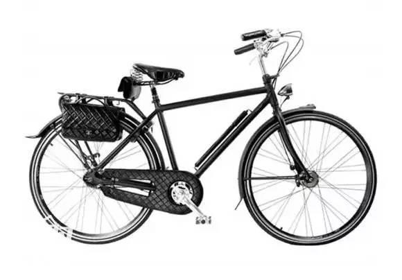 Chanel自行车