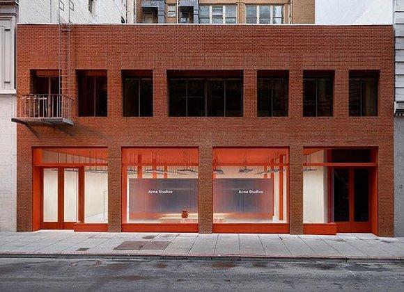 Acne Studios旧金山店