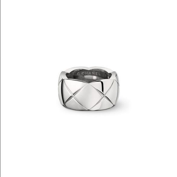 chanelultra戒指_陈伟霆佩戴chanel高级珠宝coco crush系列白18k金戒指,以及ultra