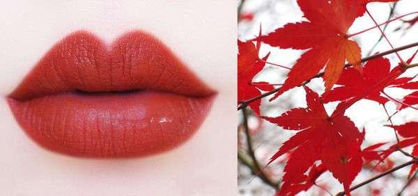口红色号千千万 这两个高级又显白的色号足以承包整个冬季浮现你的脸音译