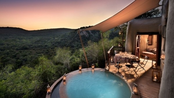 And Beyond Phinda Rock Lodge, South Africa