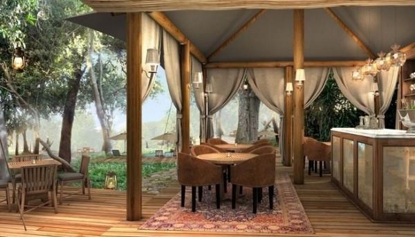 andBeyond Bateleur Camp, Kenya