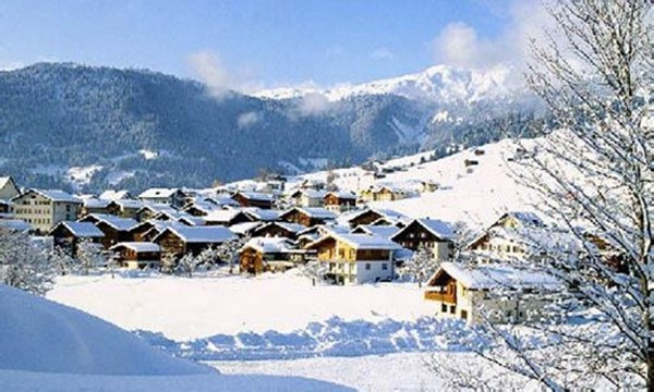 瑞士白色童话