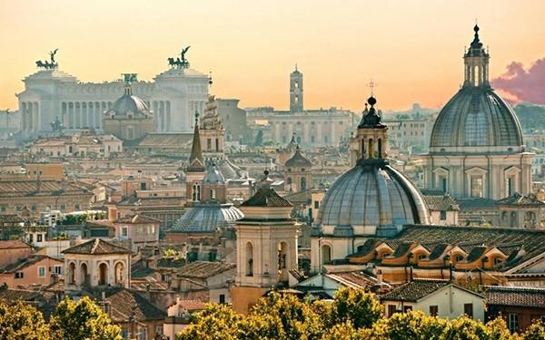 爱之城罗马