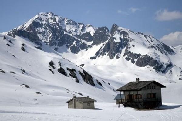 法国雪场有美味