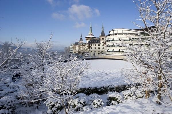 The Dolder Grand in Zurich, Switzerland
