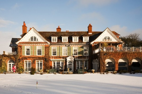 Chewton Glen in Hampshire, United Kingdom