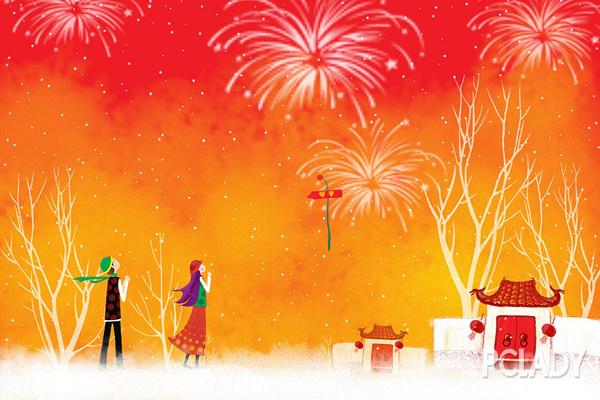 """新年要交好运 扬""""眉""""吐气得靠它"""