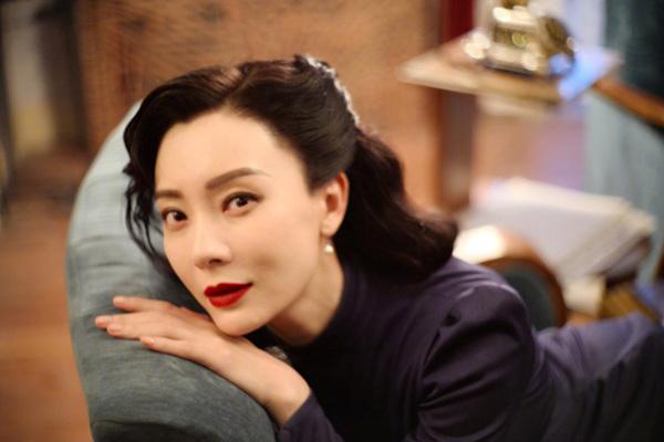 陈数《和平饭店》口红色号大揭秘!