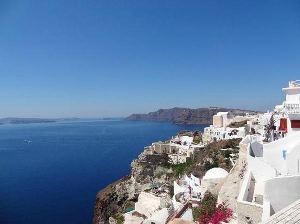 希腊圣托里尼岛 Anastasis Apartments ?