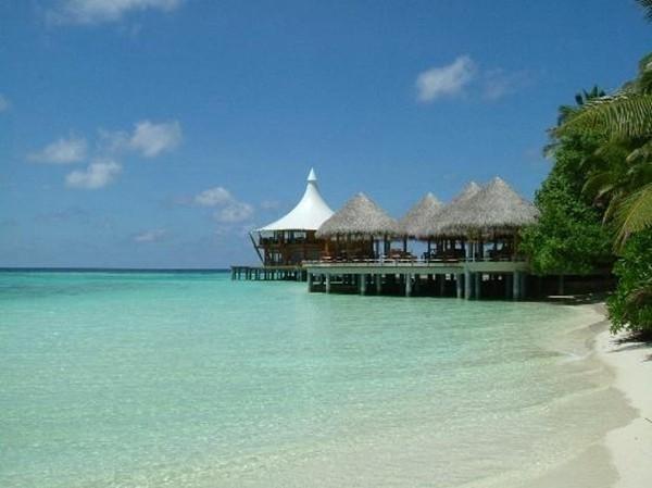 马列北环礁 马尔地夫巴洛斯度假村