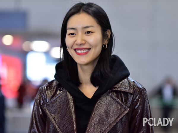刘雯长着一张高级脸