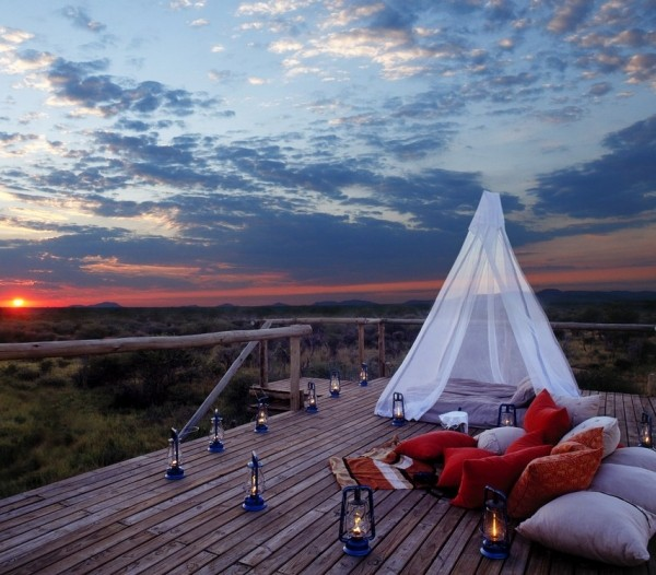 Sanctuary Makanyane Safari Lodge, South Africa