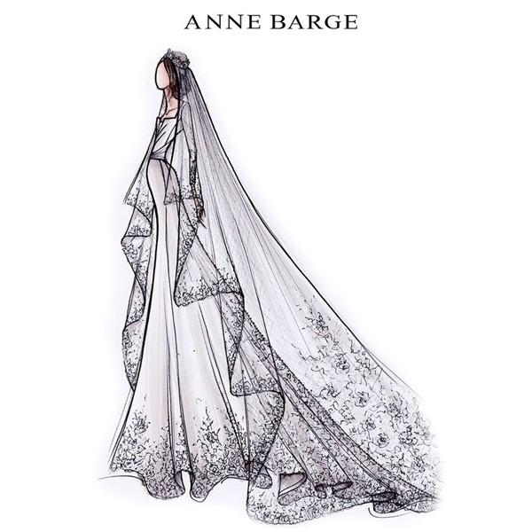 婚纱设计师草图 哪款是你的理想嫁衣