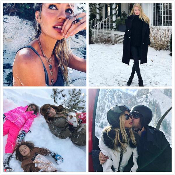 全国都在下雪,网红Pose教你朋友圈如何晒雪景