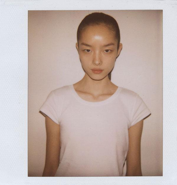 中国超模孙菲菲