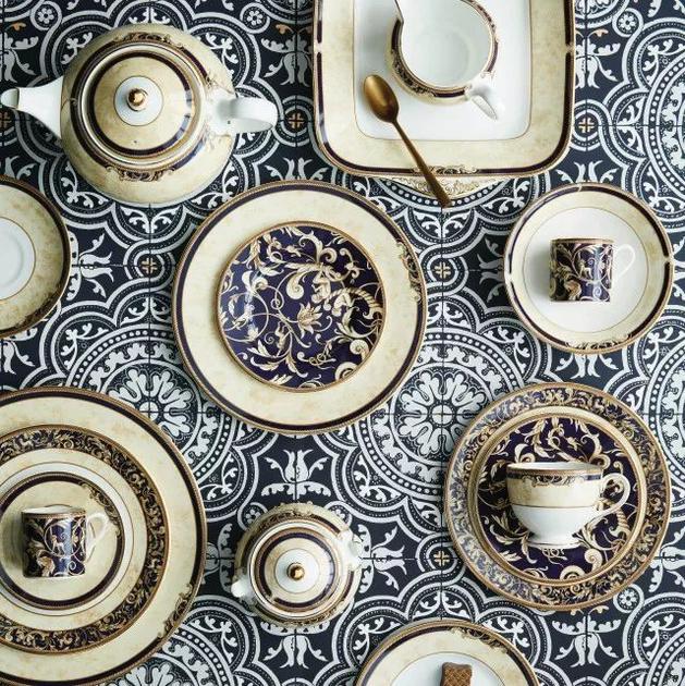 WEDGWOOD丰饶之年系列瓷器