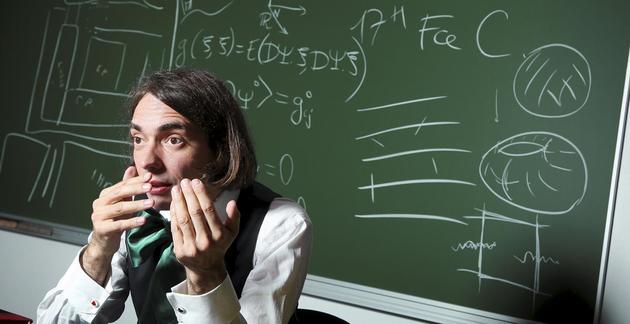 数学家赛德里克-维拉尼