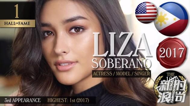 菲律宾女演员丽莎(Liza Soberano)
