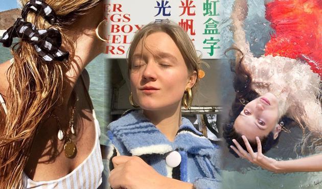 优雅开挂 让法国女孩都开抢的小众首饰品牌音速希希3.2.1