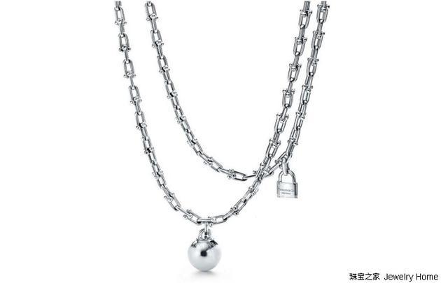 Tiffany & Co. 蒂芙尼 HARD WEAR缠绕式项链