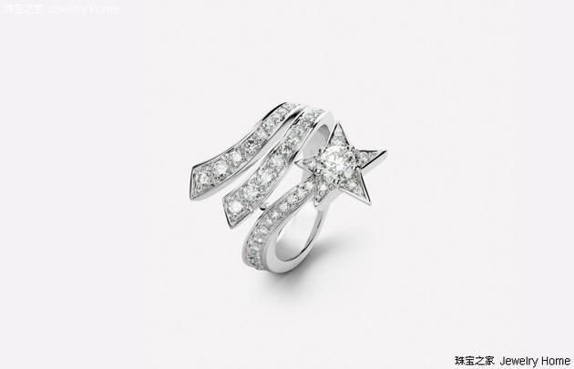 Chanel香奈儿Comete系列COMèTE系列戒指