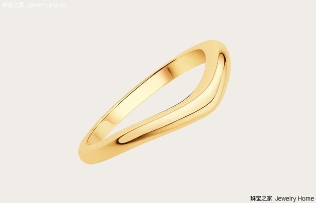 Bulgari 宝格丽 CORONA系列 结婚戒指