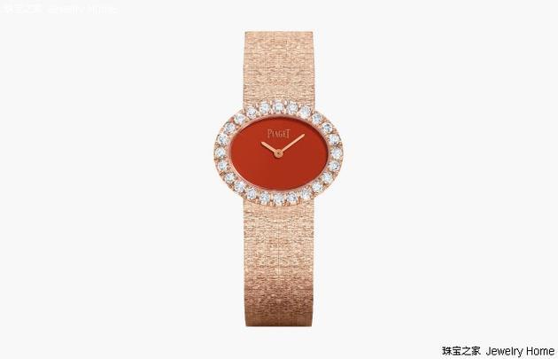 Piaget 伯爵 经典珠宝腕表