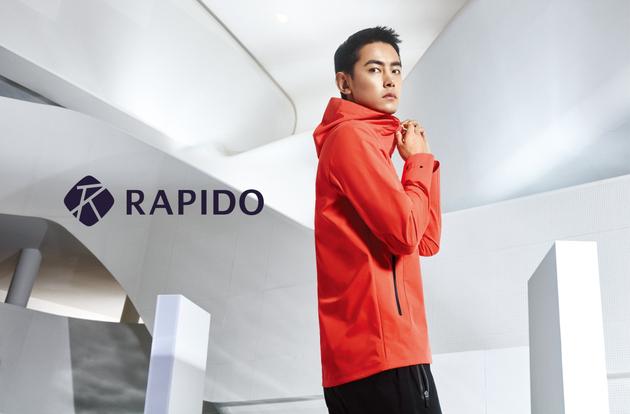 纪凌尘倾情演绎RAIDO全新广告大片