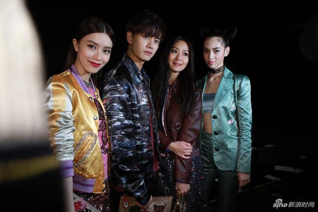 亚洲时尚力量