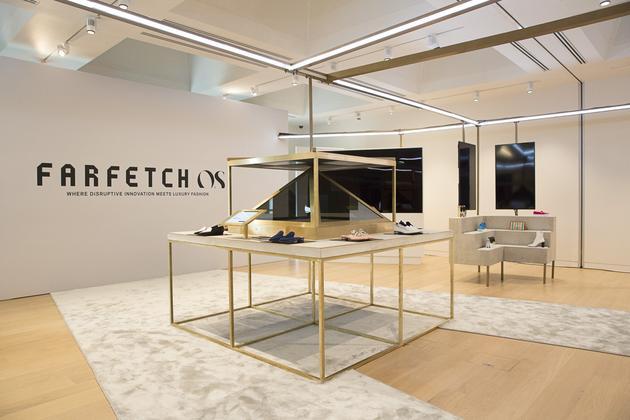 Farfetch未来商店科技